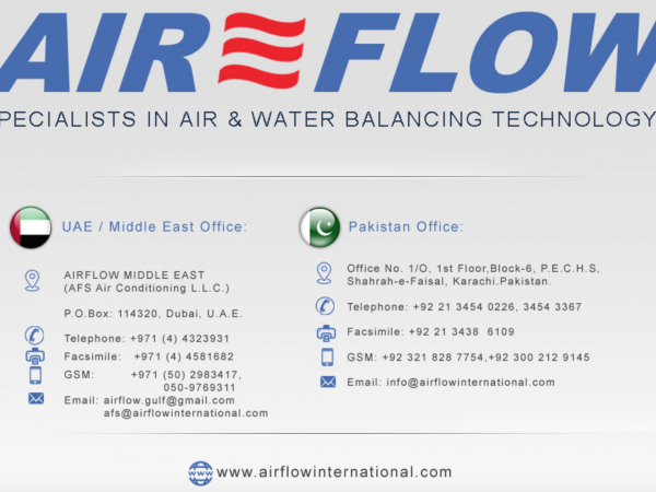 AIRFLOW Middle East (AFS Air Conditioning LLC)
