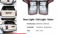 Genuine Range Rover Parts and Accessories – Elite International Motors