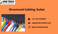 Structured Cabling Services in Dubai - VRS Technologies