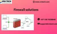 Firewall Solutions Dubai - Firewall Network Security System in UAE