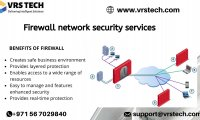 Firewall Security For Network Protection | Firewall Solutions Dubai