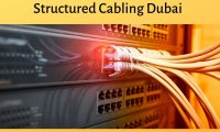 Top Structured Cabling Company in Dubai | VRS Tech