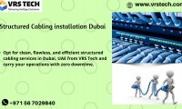 Best Structured Cabling Services in Dubai - Data Cabling Dubai