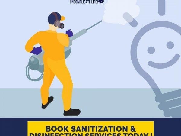 Disinfection Services In Dubai