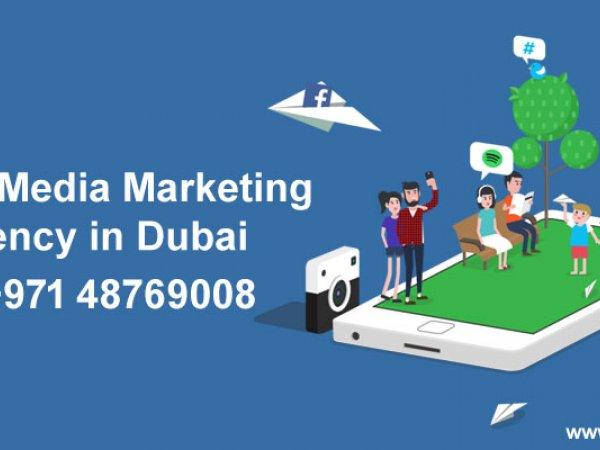 Effective Social Media Marketing agency in Dubai